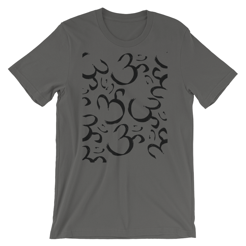 OM Multi-Print Short-Sleeve Unisex T-Shirt