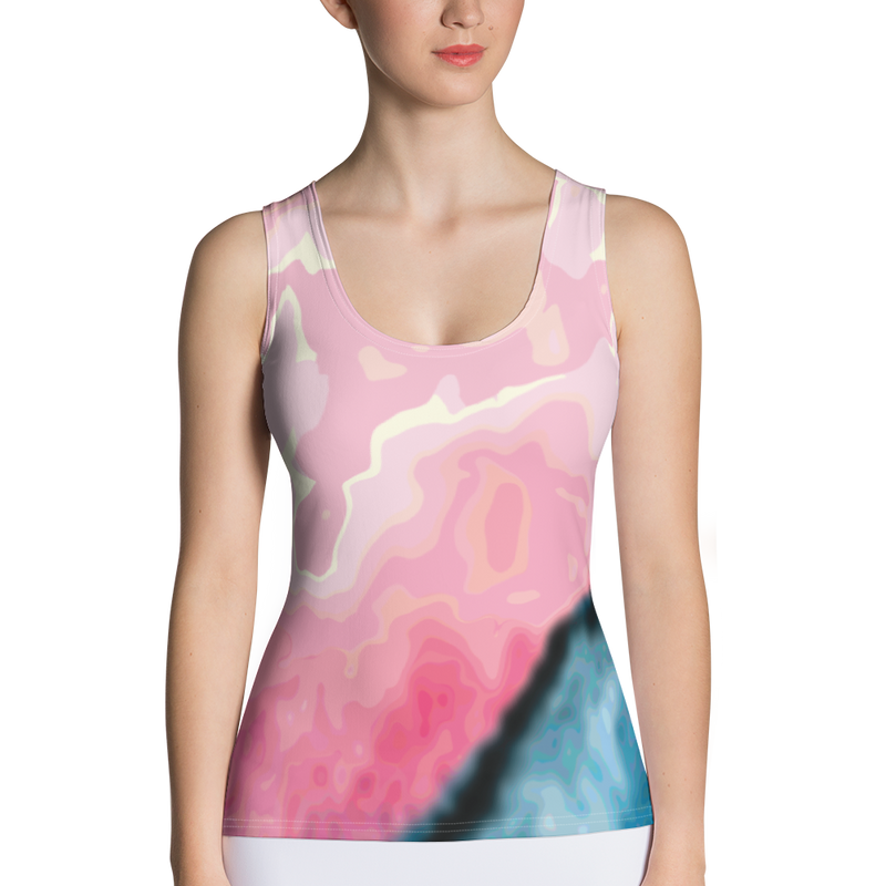 Painting A Dream Chant - Unisex Tank Top