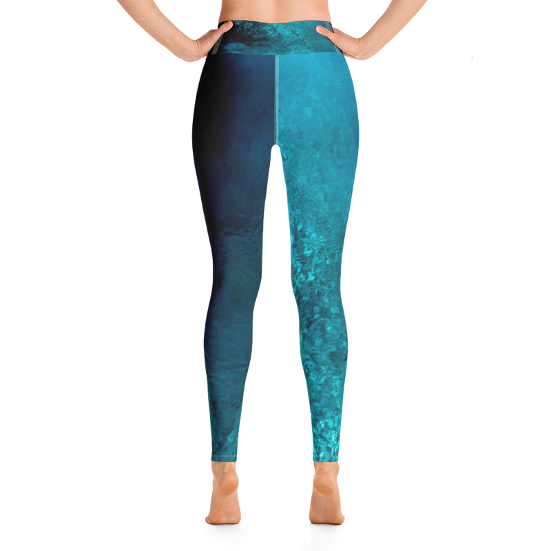 Blue Waters - Yoga Leggings