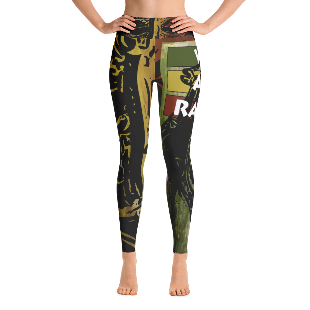 We All Rasta Yoga Pant