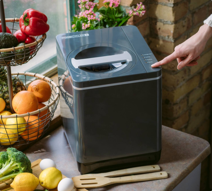 The FoodCycler™- Food Waste Recycling