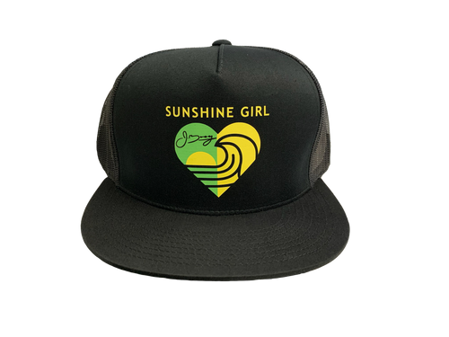 Sunshine Girl Trucker