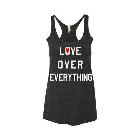 Love Over Everything Tank (women's)