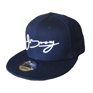 Signature Hat Navy