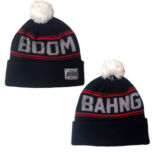 Boom Bahng Beanie - Red