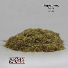 Steppe Grass, Static