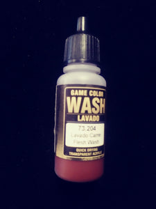 Game Color Wash Flesh Wash
