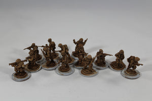 U.S. Marine Corps Assault Squad WW2 Late War