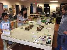 Table Reservation 6'x4' War Games Table - 1 per table.