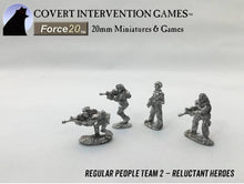 Reluctant Heroes - Team 2 - RH-0002