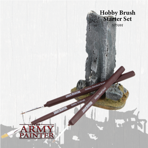 Hobby Brush Starter Set