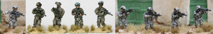 US Army Infantry Rifle Squad 1 - USAR - 0001