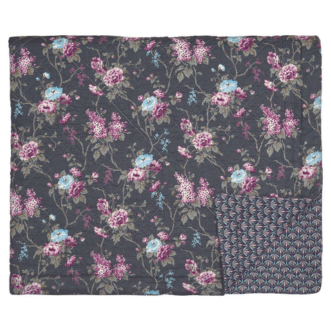 Quilt Maude dark grey