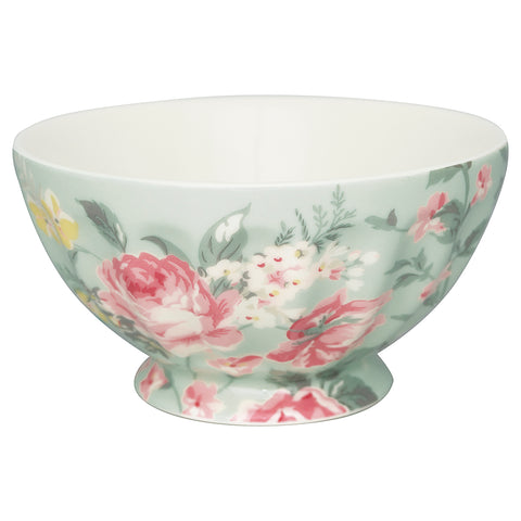 French bowl XL Josephine pale mint