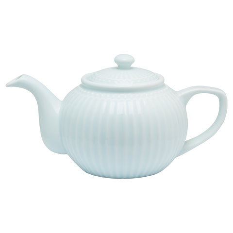 Theepot Alice pale blue