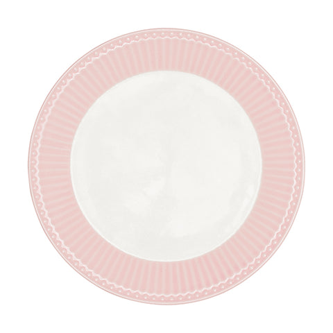 Dinerbord Alice pale pink