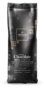 Arkadia 40% Drinking Chocolate 1kg