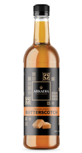 Arkadia Butterscotch Syrup 750ml
