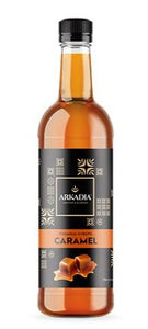 Arkadia Caramel Syrup 750ml