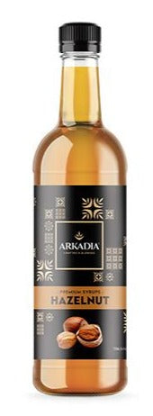 Arkadia Hazelnut Syrup 750ml