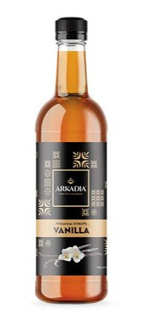 Arkadia Vanilla Syrup 750ml
