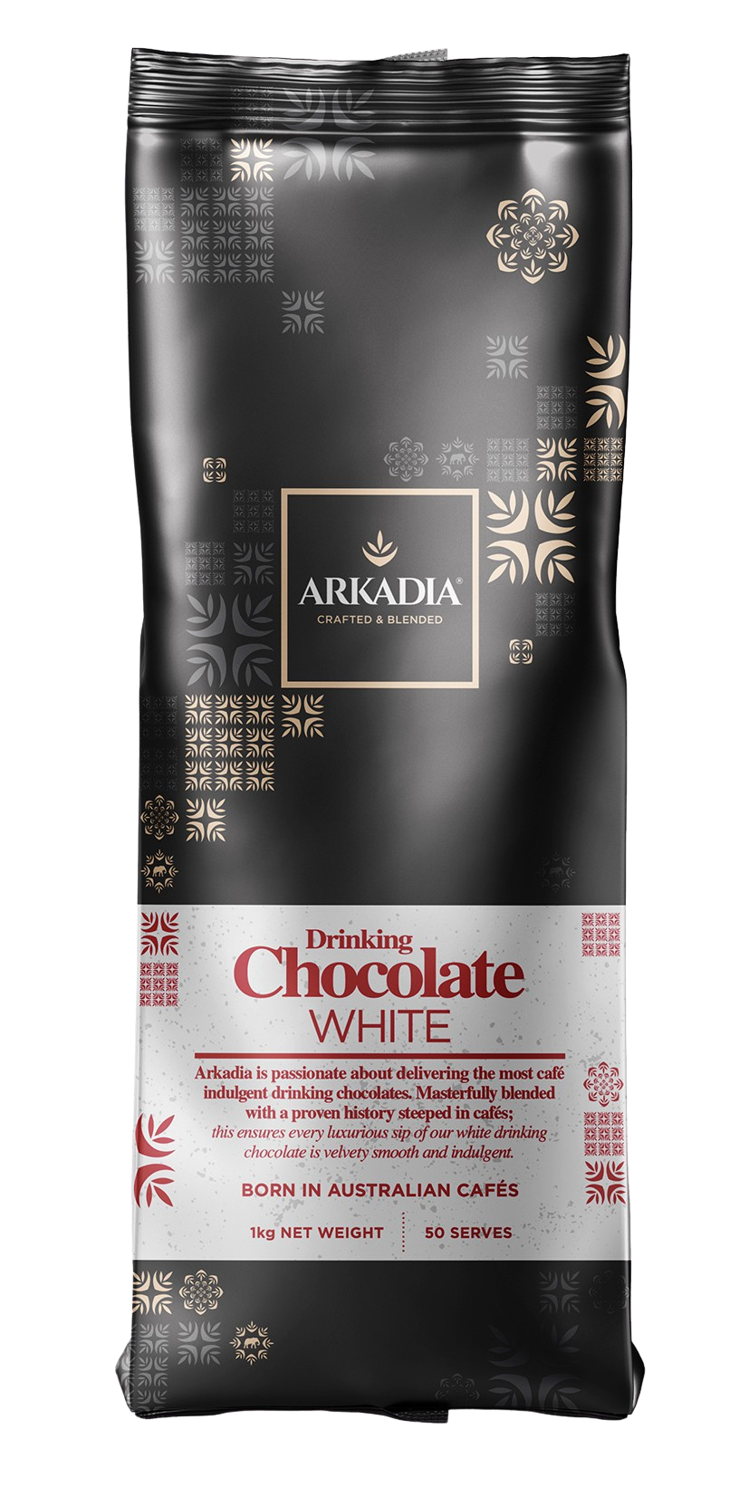 Arkadia Drinking White Chocolate 1kg
