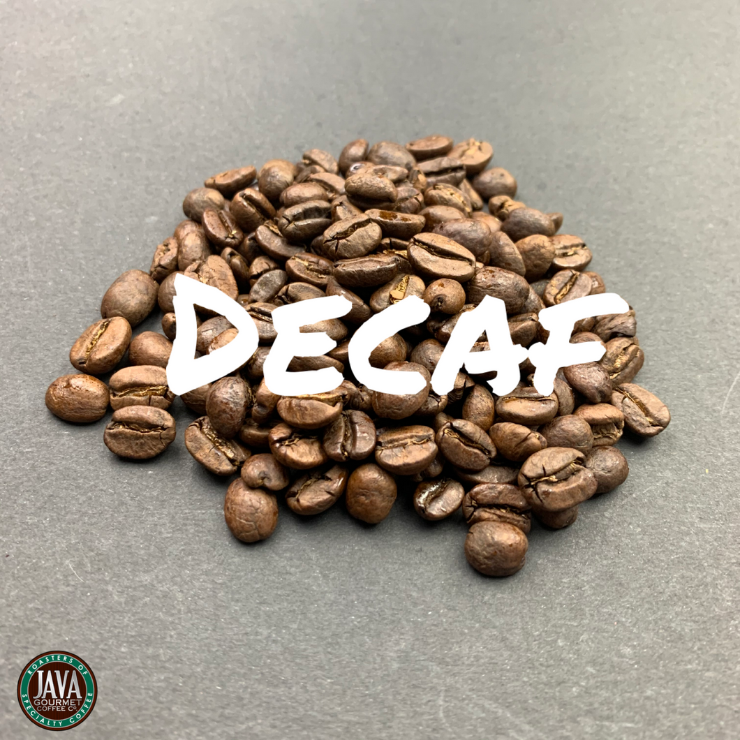 Organic Decaf Coffee Beans (Water Processed)