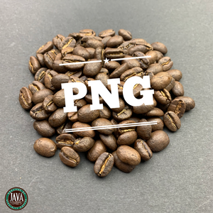 Organic PNG Single Origin Coffee Beans