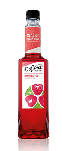 DaVinci Gourmet Strawberry Syrup 750ml