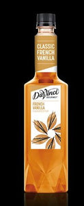 DaVinci Gourmet French Vanilla Syrup 750ml
