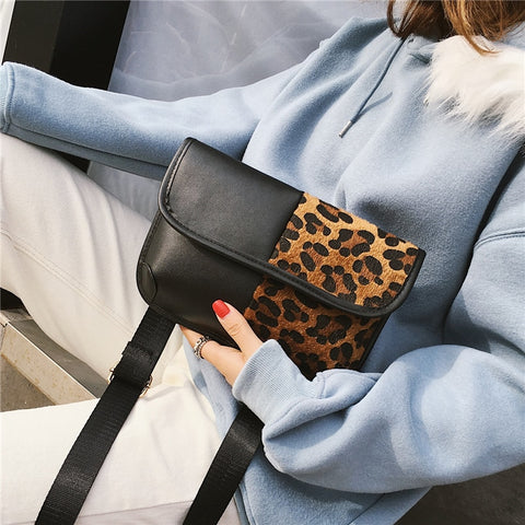 Leopard Print  Ladies Handbags