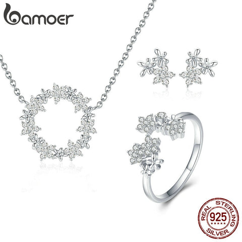 Sterling Silver Jewelry Sets*