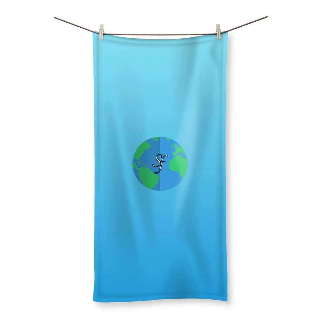 SF GLOBAL Beach Towel