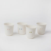 JOY | set of 4 cups with tits