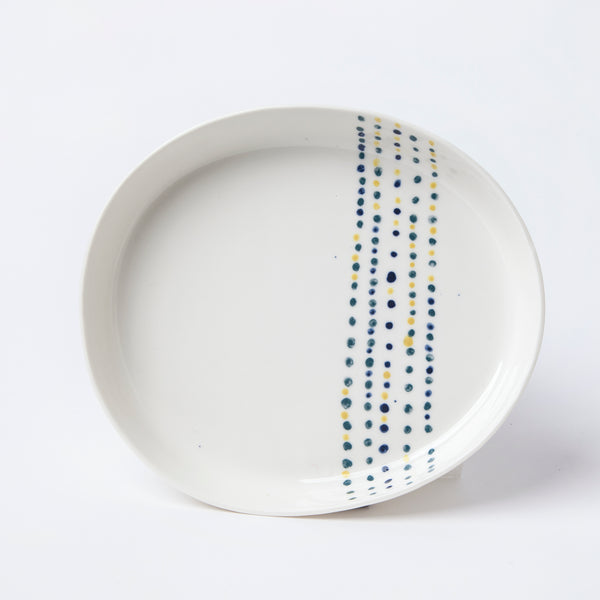 small plate oval