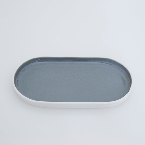 small porcelain tray