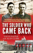 The Soldier Who Came Back (Hardback)