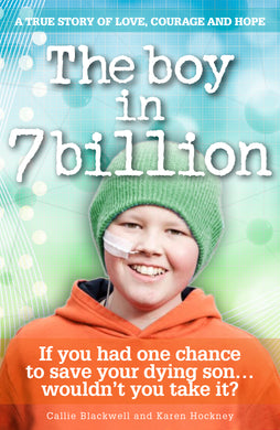 The Boy in 7 Billion (Hardback)
