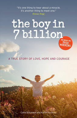 The Boy in 7 Billion