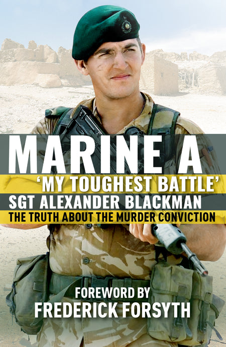 Marine A: The Truth About The Murder Conviction
