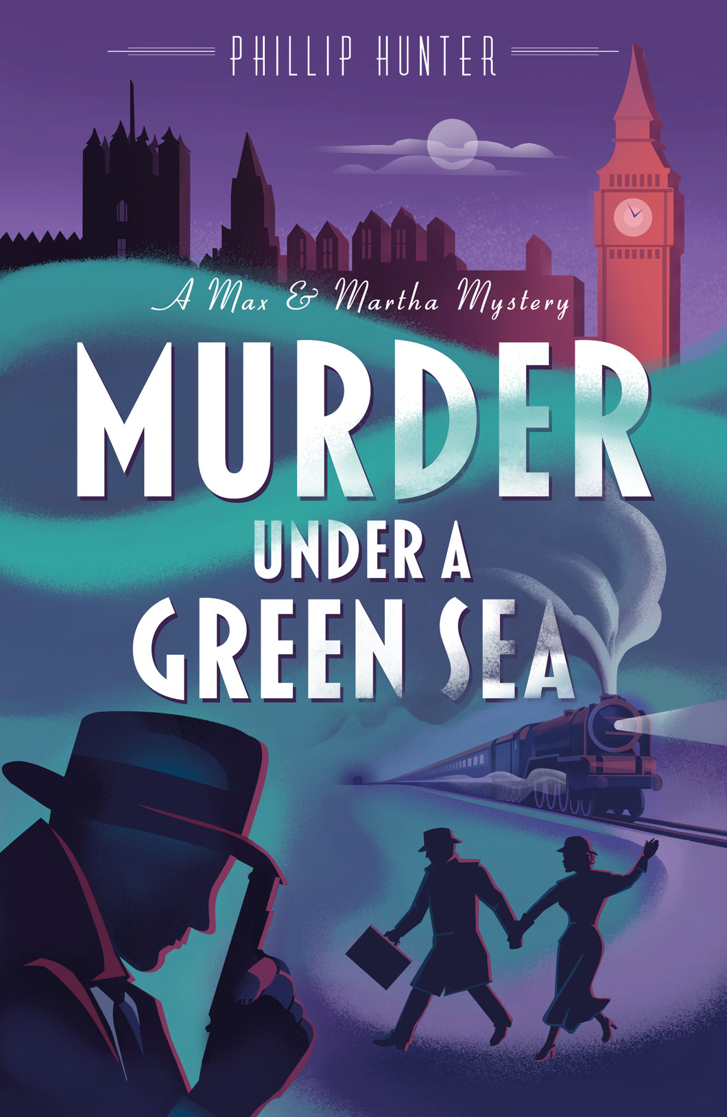Murder Under a Green Sea