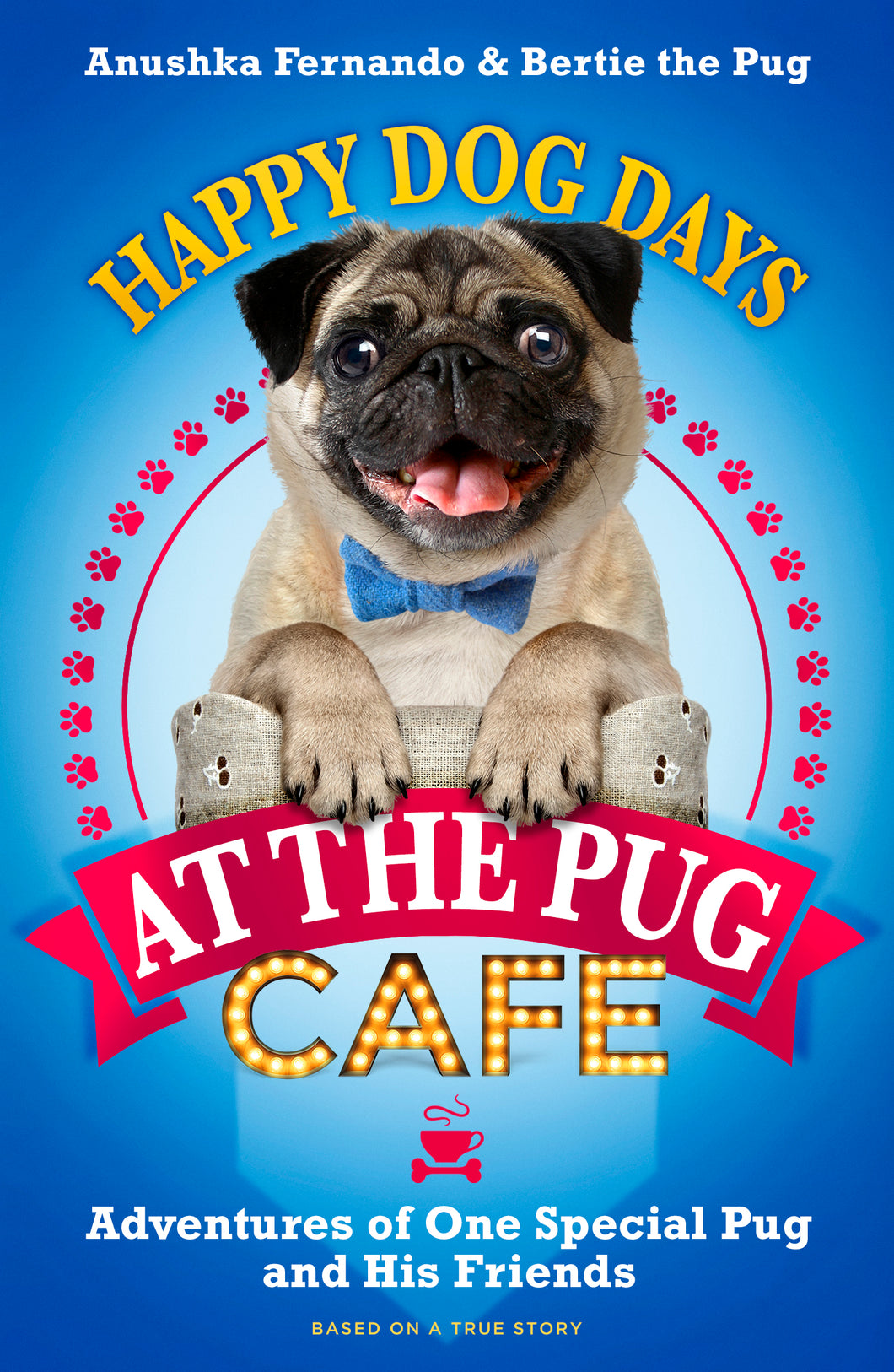 Happy Dog Days at the PUG Cafe