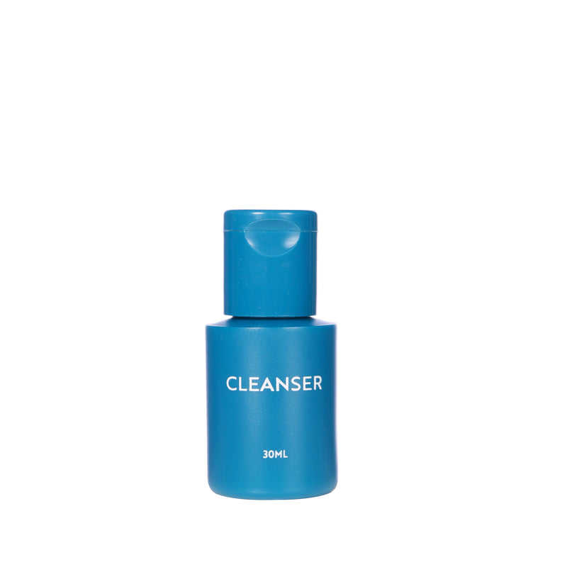 M.O.B. Collection Cleanser Travel Bottles
