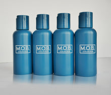 Load image into Gallery viewer, Get beach ready with M.O.B. Collection travel bottles