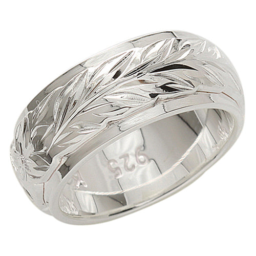 hawaiian ring silver hawaiian ring hawaiian heirloom ring