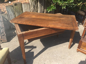 Antique Italian Dough Table/bin