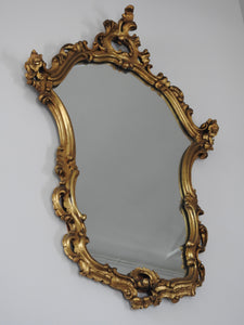 Italain Mirror-gilt