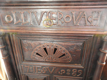Tuscan Wedding chest Maria/SOLD