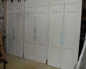 French Panel Doors and Frames