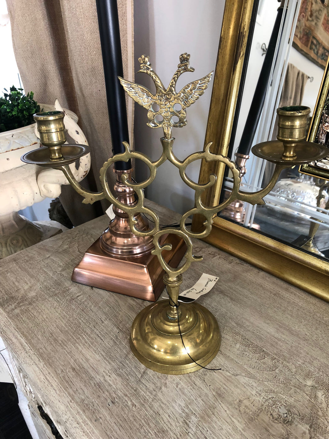 French Candlesticks